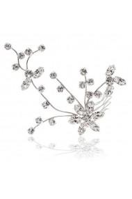 Accesoriu par mireasa cu cristale Swarovski Carla Brillanti Cherry Branch Crystal