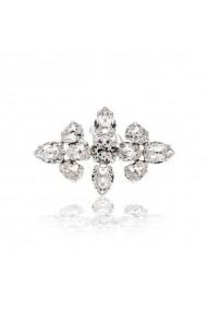 Accesoriu par mireasa cu cristale Swarovski Carla Brillanti 8012 CE Crystal