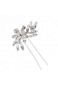 Accesoriu par mireasa cu cristale Swarovski Carla Brillanti Flower Petals Crystal