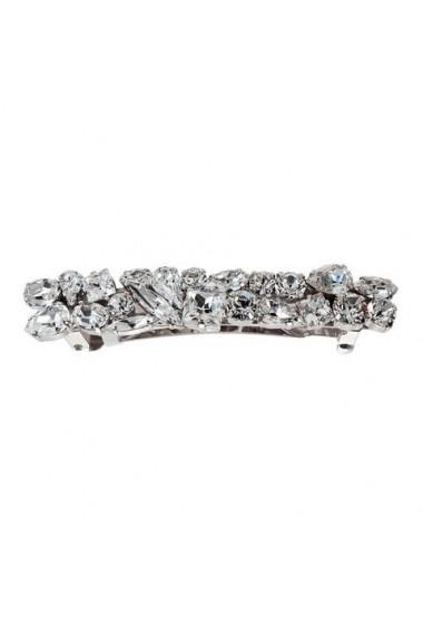 Accesoriu par mireasa cu cristale Swarovski Carla Brillanti 8187 Crystal