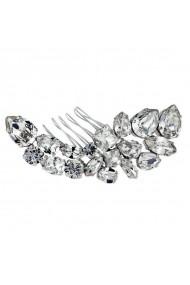 Accesoriu par mireasa cu cristale Swarovski Carla Brillanti 8178 Crystal