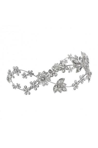 Accesoriu par mireasa cu cristale Swarovski Carla Brillanti Brooklyn Crystal