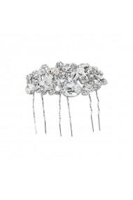 Accesoriu par mireasa cu cristale Swarovski Carla Brillanti 8196 Crystal