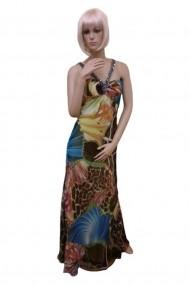 Rochie de seara Faviana 3007 Imprimata