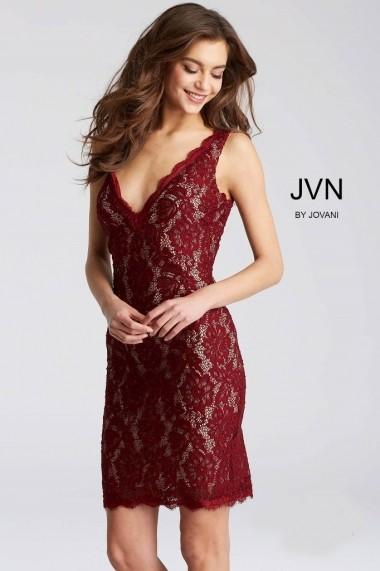 Rochie de seara Jovani JVN55157 Bleumarin