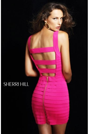 Rochie de seara Sherri Hill 2220 Verde
