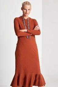 Rochie lunga de zi Muni Muni 50170 Maro