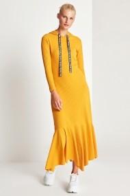Rochie lunga de zi Muni Muni 50170 Verde