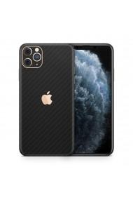 Skin iPhone 11 Pro carbon negru