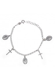 Bratara argint 925 Ametist Online P250917017 Argintie