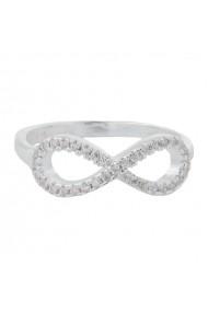 Inel argint 925 Ametist Online C251018010-RI4 Argintiu