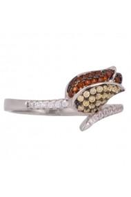 Inel argint 925 Ametist Online C251018032-SI14 Argintiu