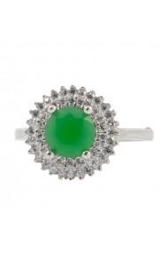 Inel argint 925 cu Zirconiu Ametist Online C251018024-SI15 Verde