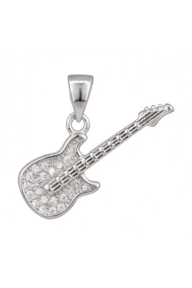 Pandantiv argint 925 Ametist Online SA071118017-A12009 Argintiu