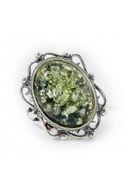 Inel dama argint 925 cu Chihlimbar Ametist Online C251018027-II23 Verde