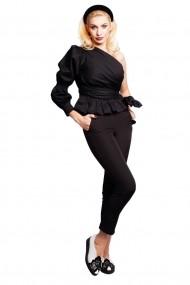 Bluza Monarh Design MN872 Negru