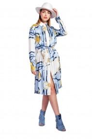 Rochie Monarh Design MN568PR Print