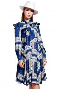Rochie midi Monarh Design MN858 Print