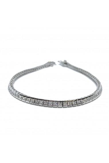 Bratara argint 925 Dinuzete 001 Argintie