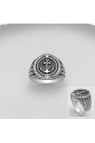 Inel Fine Jewelry din argint veritabil 925 cu ancora 453