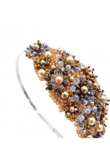 Cordeluta Zia Fashion Glow auriu