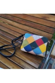 Geanta MCLeather Ema Multicolora
