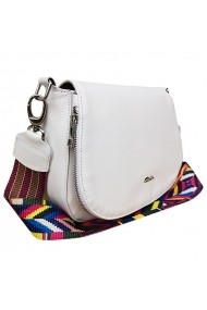 Geanta MCLeather Olivia Crossbody Alba