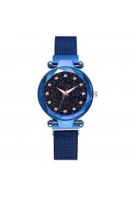 Ceas de dama GENEVA CS953 Starry Sky Albastru