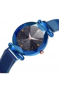 Ceas de dama GENEVA CS965 Starry Sky Albastru