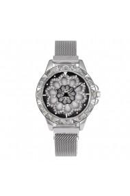 Ceas de dama Geneva CS1016 Argintiu