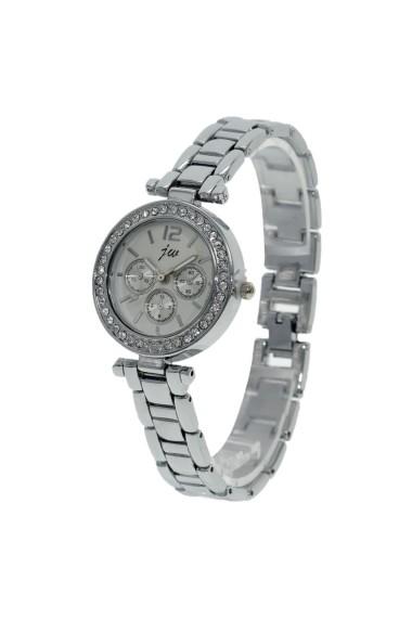 Ceas de dama JW CS554 bratara metalica Argintiu
