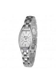 Ceas de dama E-LY CS608 bratara metalica Argintiu