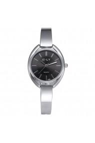 Ceas de dama E-LY CS724 bratara metalica Argintiu