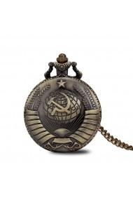 Ceas de buzunar Pava CS138 Negru