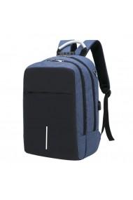Rucsac HuaPai GT113 Smart cu USB multifunctional laptop calatorie sport anti furt Albastru