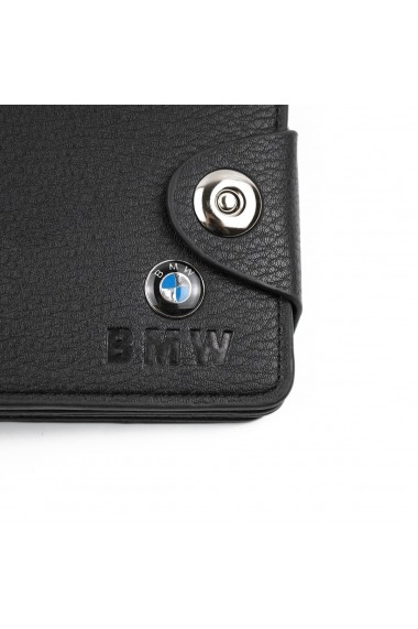 Portofel Bailini calitate Premium model BMW Negru