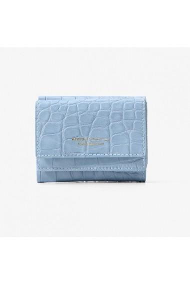 Portofel Perfect For You PT289 albastru