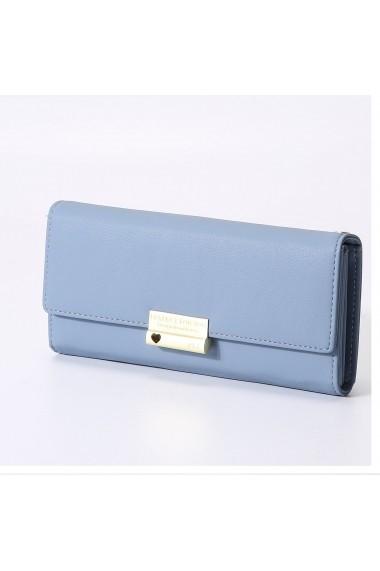 Portofel Perfect For You PT330 albastru