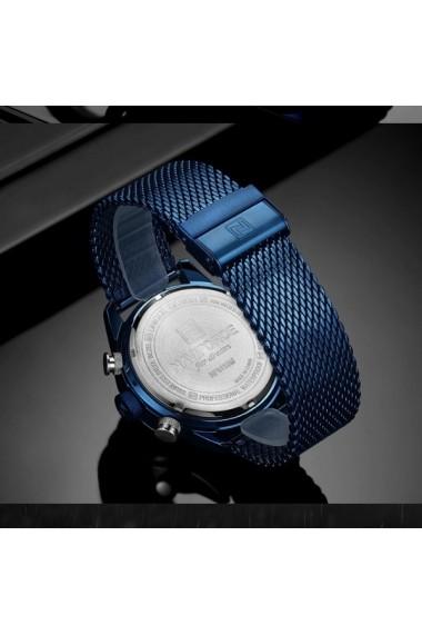 Ceas pentru barbati NAVIFORCE CS1193 otel inoxidabil albastru