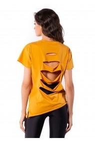 Tricou Carolina D T-Shirt No6 Galben