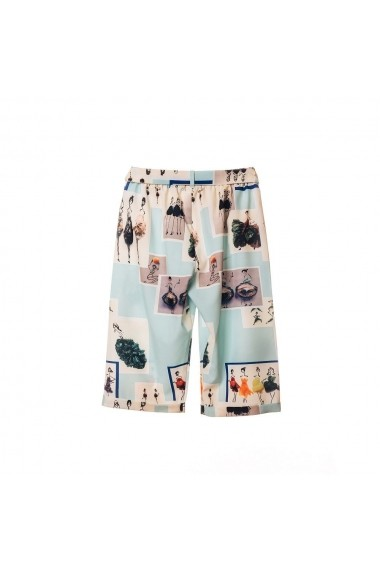 Pantaloni Pure star