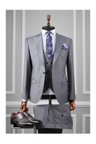 Costum barbat Moda Aliss CCM010 Gri