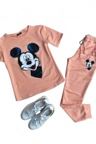 Trening Adrom Collection Michey Mouse roz
