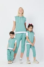 Trening copil Adrom Collection Verde