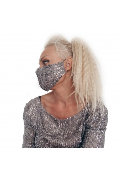 Fashion Mask Grey