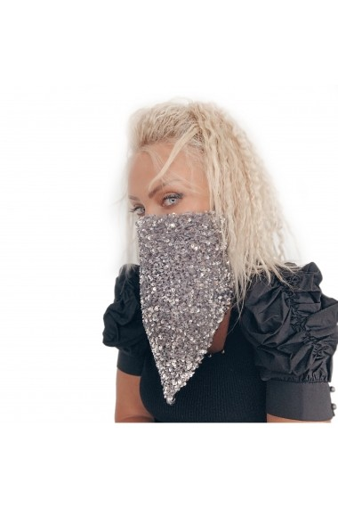 Masca � Esarfa Fashion Shiny Glam