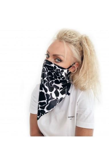 Masca � Esarfa Fashion din satin