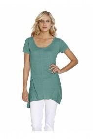 Tricou heine CASUAL 166688 verde