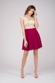 Rochie Barocca Fashion RB PV 18-14 Fucsia