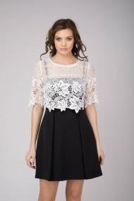 Rochie Barocca Fashion RB PV 15-09 Negru